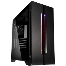 Gabinete Gamer Lian Li Lancool One Digital, Mid Tower, Vidro Temperado, Black, S-Fonte