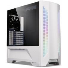 Gabinete Gamer Lian Li Lancool II RGB, Mid Tower, Com 3 Fans, Vidro Temperado, White, S-Fonte