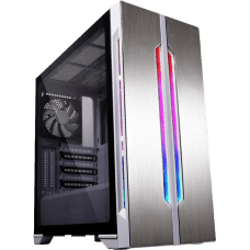 Gabinete Gamer Lian Li Lancool One Digital RGB, Mid Tower, Vidro Temperado, White, S-Fonte