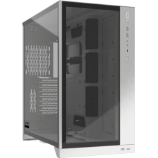 Gabinete Gamer Lian Li O11 Dynamic XL, Full Tower, Vidro Temperado, White, Sem Fonte, Sem fan, O11DXL-W