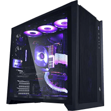 Gabinete Gamer Lian Li PC-O11 AIR, Mid Tower, Vidro Temperado, Black, S-Fonte