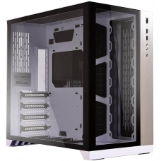 Gabinete Gamer Lian Li Dynamic, Mid Tower, Vidro Temperado, White, S-Fonte