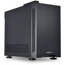 Gabinete Gamer Lian Li, TU150X, Mini Tower, Alumínio, Black, Sem Fonte, Sem Fan