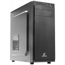 Gabinete Gamer liketec Office 950, Mid Tower, S-Fan, Black, S-Fonte