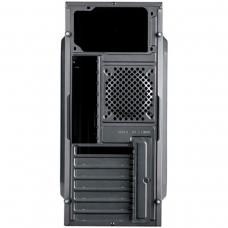Gabinete Gamer Mymax Dragon, Mid Tower, Black, S-Fonte, MCA-FC-F75/SL