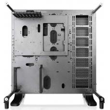 Gabinete Gamer Thermaltake Core P5 TG Titanium Edition, Mid Tower, Vidro Temperado, Black, S-Fonte, CA-1E7-00M9WN-00