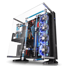 Gabinete Gamer Thermaltake Core P5, Mid Tower, Black, S-Fonte, CA-1E7-00M1WN-00