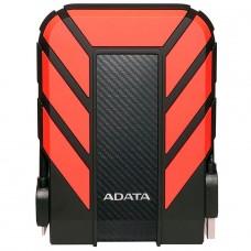 HD Externo Portátil Adata HD710 Pro 1TB, USB 3.2, Red, AHD710P-1TU31-CRD