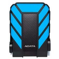 HD Externo Portátil Adata HD710 Pro 2TB, USB 3.2, Blue, AHD710P-2TU31-CBL