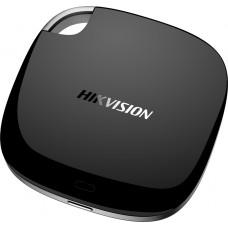 HD Externo Portátil Hikvision T100I 480GB, USB 3.1, Black