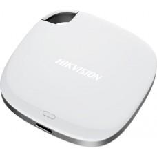 HD Externo Portátil Hikvision T100I 480GB, USB 3.1, White
