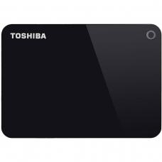 HD Externo Portátil Toshiba Canvio Advance 2TB HDTC920XK3AA USB 3.0 Preto