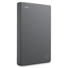 HD Externo Seagate Basic, 1TB, USB 3.0, Black, STJL1000400