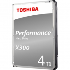 HD Toshiba 4TB X300 Performance e Gaming HDWE140XZSTA 7200 RPM 128MB Sata III Box