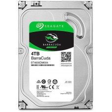 HD Seagate Barracuda 4TB, Sata III, 5400RPM, 256MB, ST4000DM004