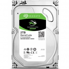 HD Seagate Barracuda 2TB, Sata III, 7200RPM, 64MB, ST2000DM006
