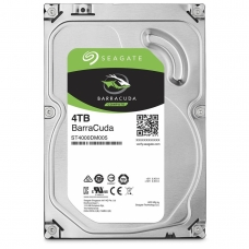 HD Seagate Barracuda 4TB, Sata III, 5900RPM, 64MB, ST4000DM005