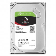 "HD Seagate IronWolf 1TB Sata III, 5900RPM, 64MB, 3.5"", ST1000VN002"