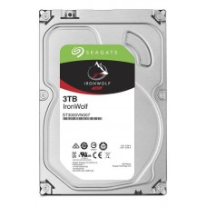 "HD Seagate IronWolf 3TB Sata III, 5900RPM, 64MB, 3.5"" ST3000VN007"