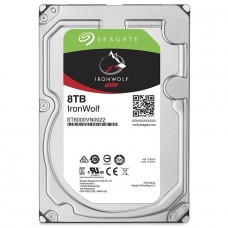 "HD Seagate IronWolf 8TB Sata III, 7200RPM, 256MB, 3.5"", ST8000VN0022"