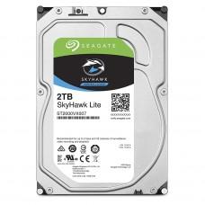 HD Seagate SkyHawk Lite 2TB, Sata III, 5400RPM, 64MB, ST2000VX007