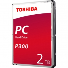 HD Toshiba P300 2TB, SATA III, 7200RPM, 64MB, HDWD120XZSTA