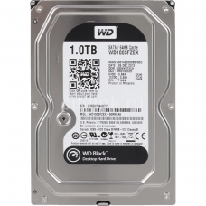HD Western Digital Caviar Black WD1003FZEX 1TB 7200RPM 64MB SATA III