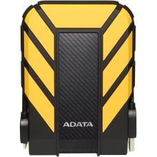 HDD Externo Portátil Adata 1TB, USB 3.2, Amarelo, AHD710P-1TU31-CYL