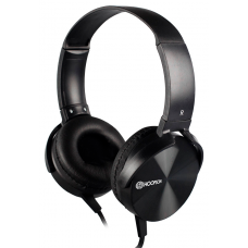 Headphone Hoopson F-044, Ps4, Xbox, P2, Preto, F-044-P