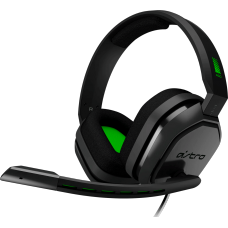 Headset Gamer Astro A10, Grey/Green, 939-001837