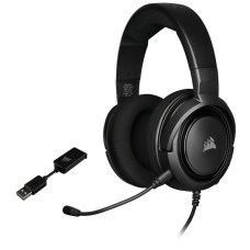 Headset Gamer Corsair HS45 Surround, 7.1, Preto, CA-9011220-NA