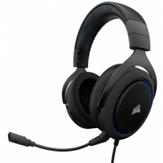 Headset Gamer Corsair HS50 Blue CA-9011172-NA