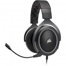 Headset Gamer Corsair HS60 Preto/Branco Surround 7.1 CA-9011174-NA