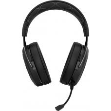 Headset Gamer Corsair HS70 Carbon, Wireless 7.1 USB, Black, CA-9011179-NA