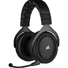 Headset Gamer Corsair HS70 Pro Wireless, Surround 7.1, Carbon, CA-9011211-WW