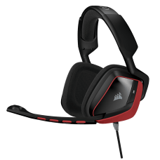 Headset Gamer Corsair Void Dolby 7.1 Red CA-9011144-NA
