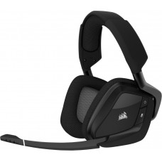 Headset Gamer Corsair Void Pro RGB, Dolby 7.1, Wireless, Black, CA-9011152-NA