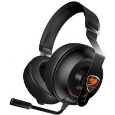 Headset Gamer Cougar Phontum Essential, Black, 3H150P40B-0001, Open Box