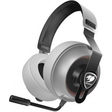 Headset Gamer Cougar Phontum Essential Ivory, Silver, 3H150P40W.0001