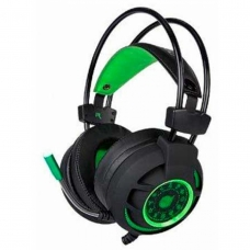 Headset Gamer DAZZ Diamond 7.1 HG9012 Preto/Verde