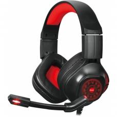 Headset Gamer Dazz Soul Darkness 7.1 625127 Preto/Vermelho
