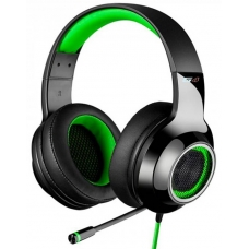 Headset Gamer Edifier G4, 7.1 USB, Black-Green