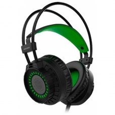Headset Gamer Element G Single Color Verde G330