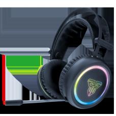 Headset Gamer Fantech Captain, 7.1 Surround, USB, RGB, Black, HG15 - Open box
