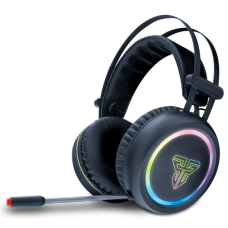 Headset Gamer Fantech Captain, 7.1 Surround, USB, RGB, Black, HG15