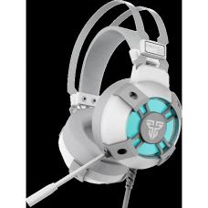 Headset Gamer Fantech Captain Edição Space, 7.1 Surround, USB, RGB, White, HG11