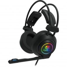Headset Gamer Fortrek Vickers, RGB, Preto, 70556