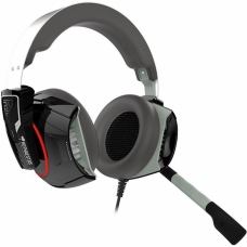 Headset Gamer Gamdias Hephaestus P1, Surround 7.1, RGB, USB, Preto