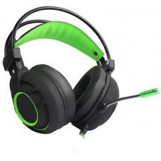 Headset Gamer Gamemax HG9012 7.1 Preto/Verde - Open Box