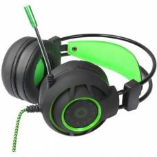 Headset Gamer Gamemax HG9012 7.1 Preto/Verde